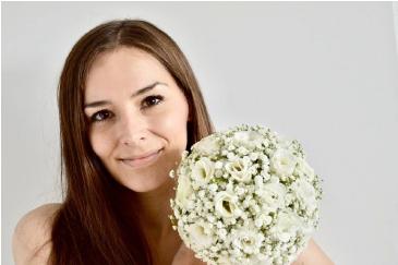 Kwiecisty Ślub Lidia Niewisiewicz